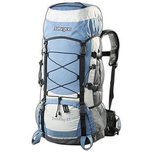 AspenSport Trekkingrucksack 65 Liter: Amazon.de: Sport & Freizeit
