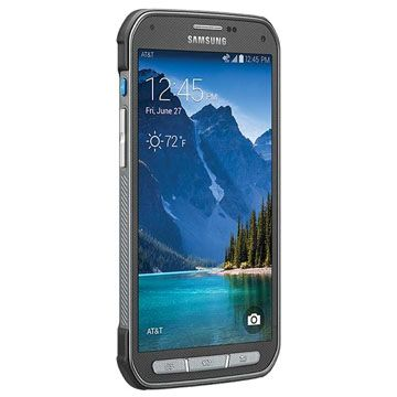 Samsung Galaxy S5 Active G870A Grey @ 38 % Off With 1 YEAR AUSTRALIAN WARRANTY. Order Now Offer On Limited Stock!!