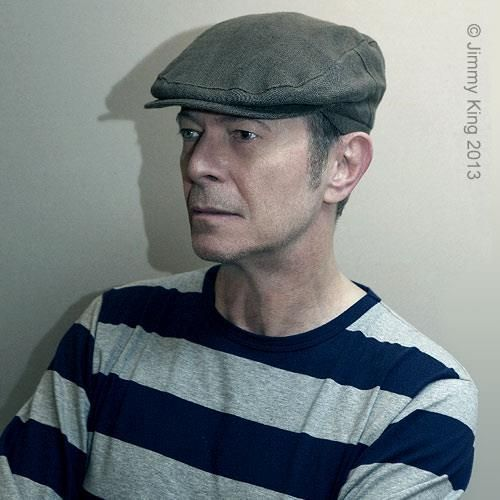 David Bowie by Jimmy King, 8 January 2013