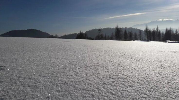 Zdjęcie: Taką zimę lubię #zima #Pieniny