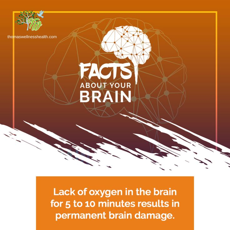 the importance of oxygen in the brain