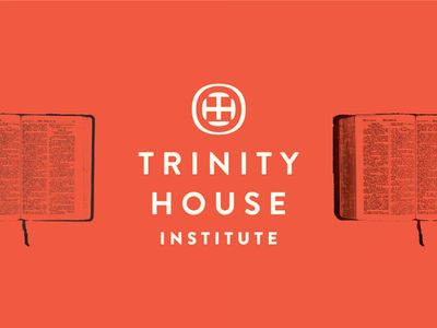 Trinity House, logo + type. Could break up for just logo in some instances, just type in other or both together.