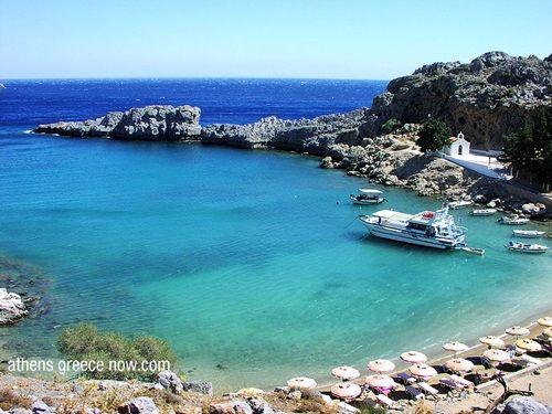 The Charm of the Mediterranean Sea – Island of Rhodes, Sveti Stefan, Montenegro, Ayia Napa and Cyprus