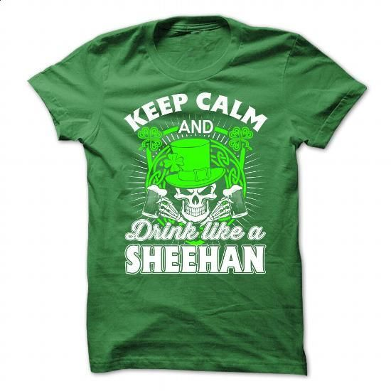 SHEEHAN - ST. PATRICKS DAY 2016 - #sweatshirts #print shirts. GET YOURS => https://www.sunfrog.com/St-Patricks/SHEEHAN--ST-PATRICKS-DAY-2016.html?60505