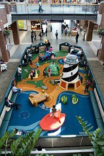 Playroom Design Indoor Playground