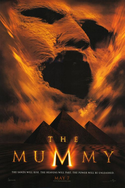 The Mummy Movie Poster - Internet Movie Poster Awards Gallery