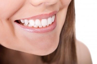 Whiter teeth with coconut oil