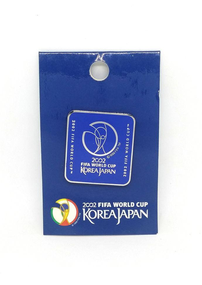 Fifa World Cup Korea Japan Pin Badge New Unused In 2020 Fifa World Cup World Cup Fifa