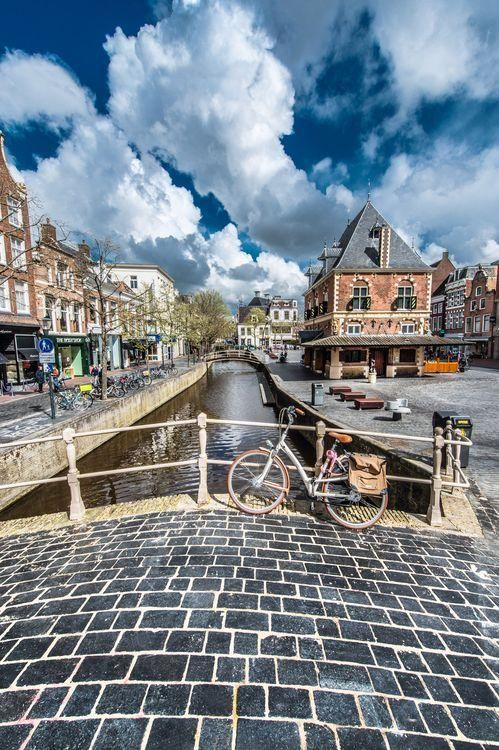 City centre of Leeuwarden Photo by Harrie Muis — National Geographic Your Shot