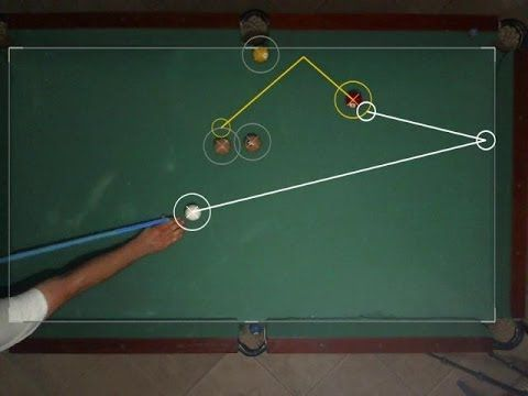 Cassapa - Automatic aiming for snooker games - YouTube