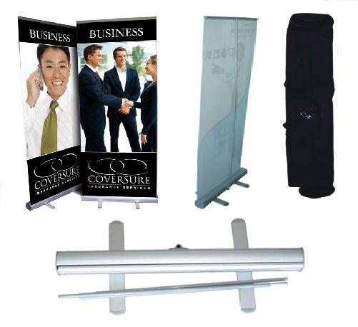 Atom Roller Banners