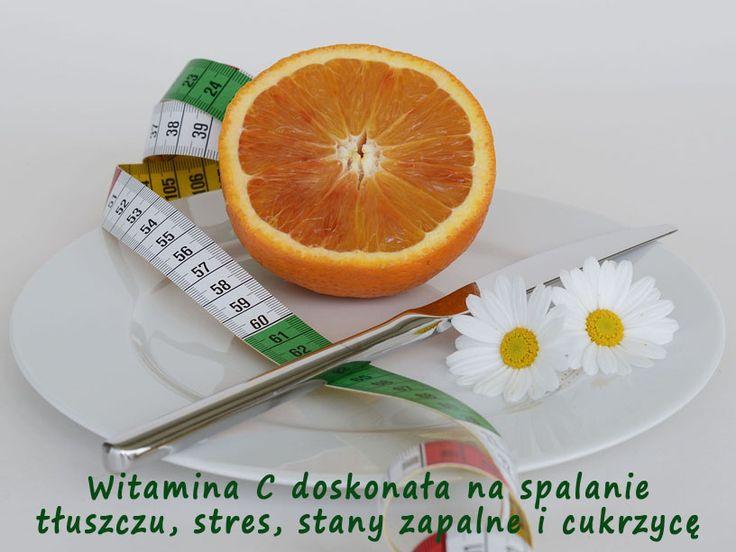 Witamina C doskonała na spalanie tłuszczu, stres, stany zapalne i cukrzycę  #rytmynatury #witaminaC #stres #cukrzyca #spalanietłuszczu #odchudzanie