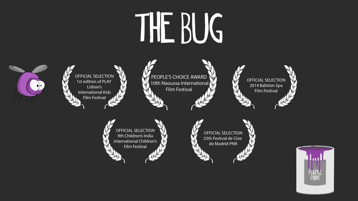 The Bug (2013) - Animated Short Film