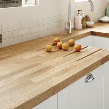 best 25 oak kitchen worktops ideas on pinterest oak. Black Bedroom Furniture Sets. Home Design Ideas