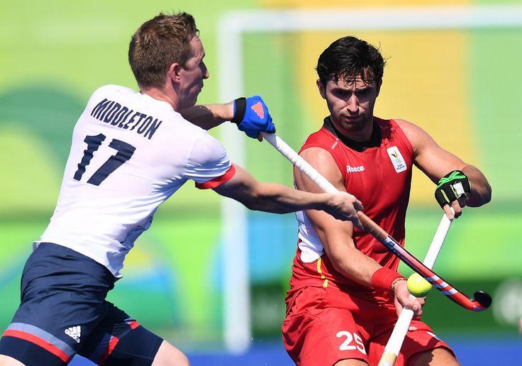 DAY 1: Field Hockey - Great Britain vs Belgium
