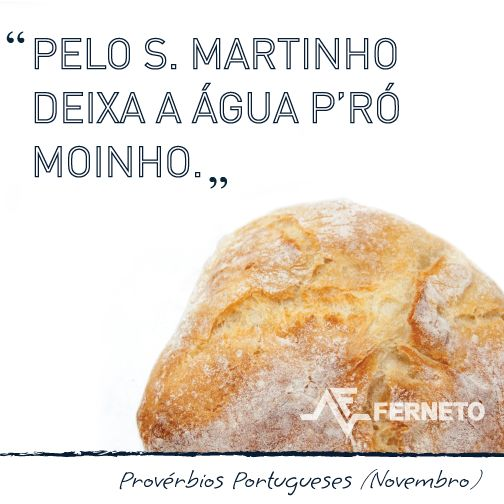 #provérbios #portugal #padaria #pão #novembro