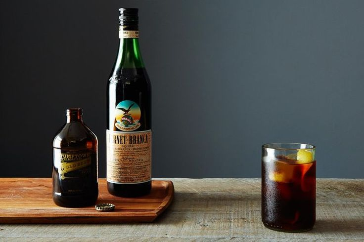 Cold brew, combined with spirits, makes for a perfect brunch cocktail that's both buzzy and boozy. Start with the Firlock.