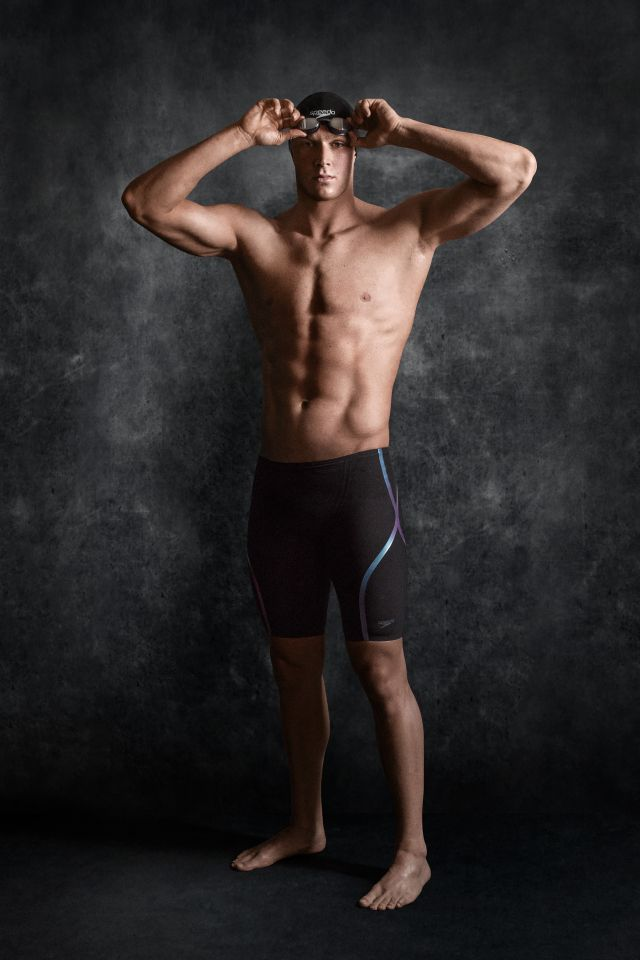 Swimmer Ryan Murphy Signs With Speedo