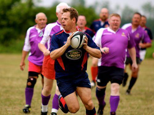 Barrhaven Scottish Rugby Football club in action. Photo Credits PB&J Media Ottawa