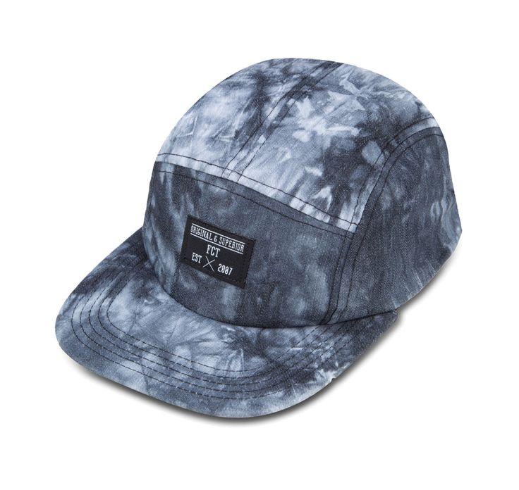 Tye Dye 5 Panel Cap by Factorie. This 5 panel hat come with tye dye pattern on a cotton blend fabric material, perfect hat to complete your casual look, classic design  hat with adjustable snapback fastening, this hat sure is Swag! http://www.zocko.com/z/JJpUl