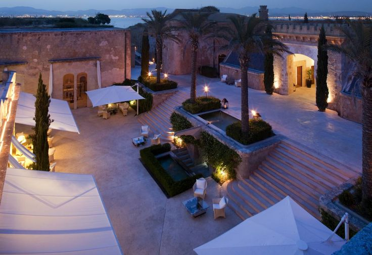 Luxury Hotel Mallorca - Hotel Cap Rocat - Official Website - The Fortress