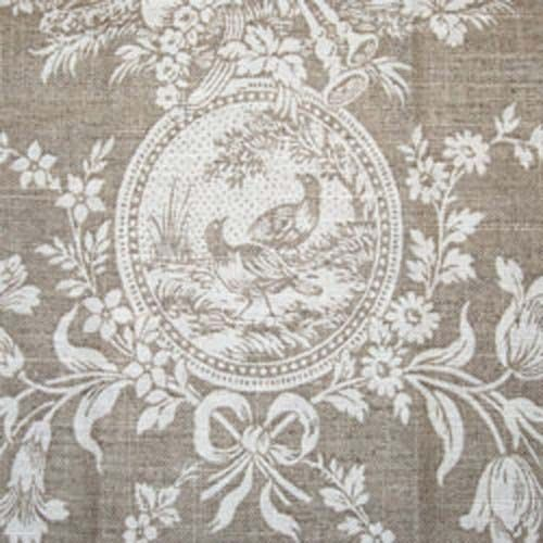 Country House Linen Cameo Toile