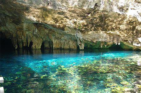 Gran Cenote à Tulum - Mexique. Sur routard.com, retrouvez les meilleures photos de voyage des internautes.