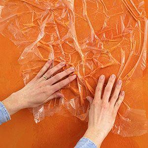Best 25 paint techniques wall ideas on pinterest for Faux bois painting technique