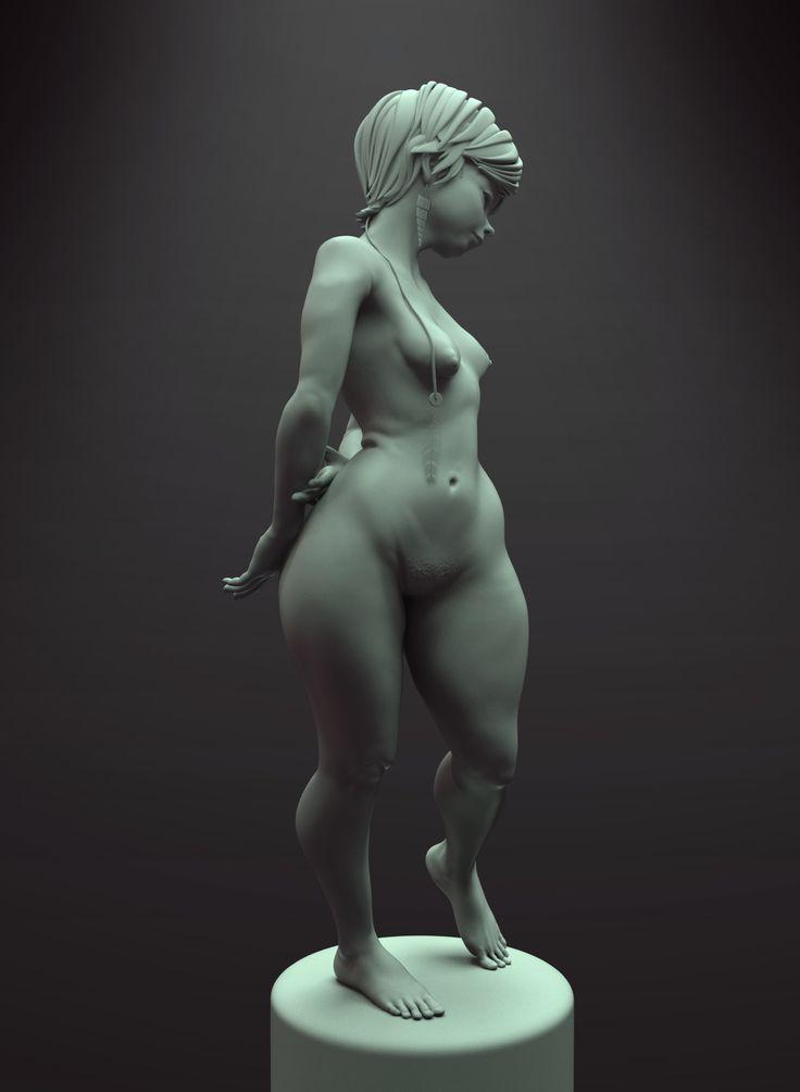 ArtStation - Art model, claudio saavedra