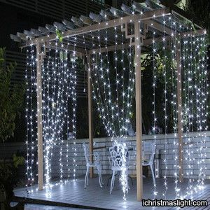 Wholesale Christmas lights curtain supply | iChristmasLight