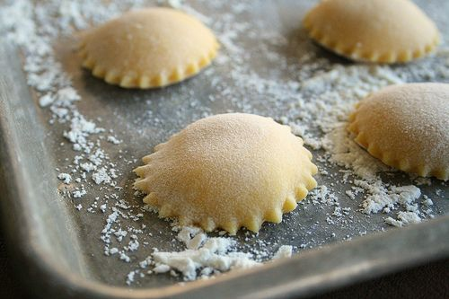 How to Make Ravioli from Scratch ... you may be surprised at how simple it is!