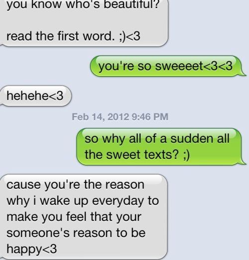 Sweet Romantic Text Messages | Sweet Love Text Message