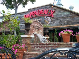 pappadeaux - seafood kitchen... I've been to this exact place!! Love this place if you ever go here get the Appetizer Trio! An order the alligator blackened if you like spicy food like me!!!!!
