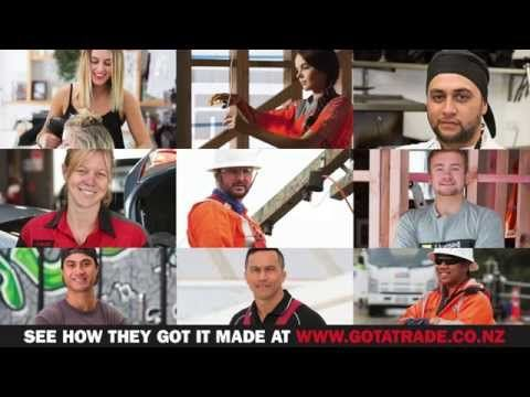Got A Trade? Got It Made! - The Video. #Earn while you #learn - take your #qualification anywhere in the #world - set yourself up for life. #GotATradeWeek