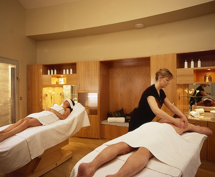 get a couples massage at monart spa and relax together