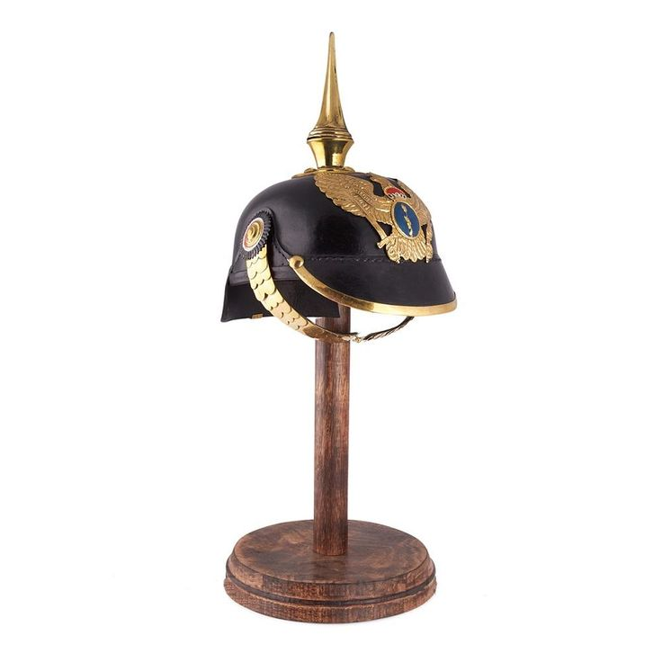 WW1 Pikelhaube Spike Helmet