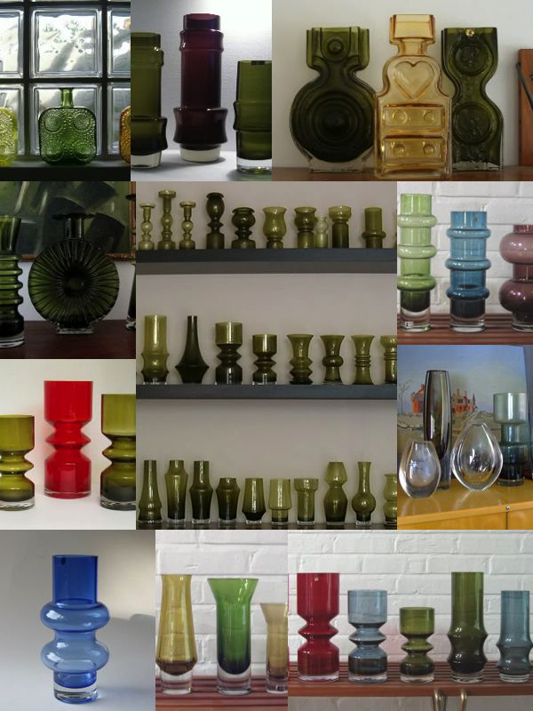 Scandinavian Art Glass Nanny Still - Tamara Aladin - Helena Tynell