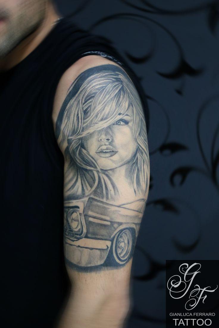 Londontattooartist Tatuaje, Tatuaje Catrina, London Losangeles, Losangeles  Art, Katrina Mexico, Realistic Realistici, Mexico Chicano, Catrina  Sugarskull,