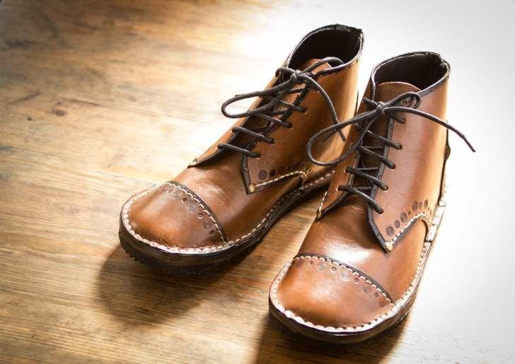 Stiefel zu Hause herstellen – Inspiration für die Schuhherstellung