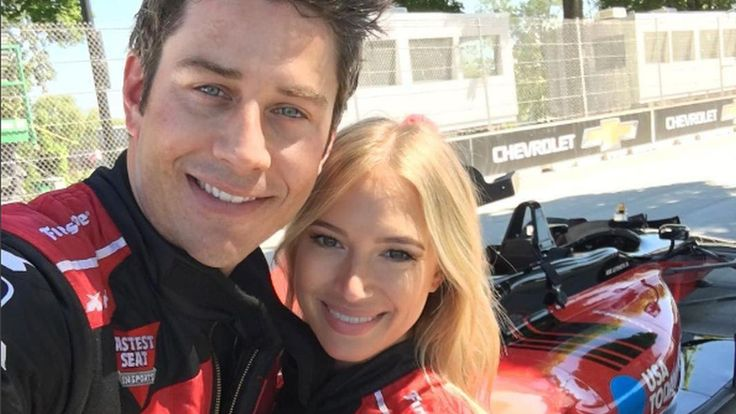 EXCLUSIVE: Arie Luyendyk Jr's Ex-Girlfriend Says She Was 'Blindsided' By 'Bachelor' Casting & Their Breakup | Entertainment Tonight
