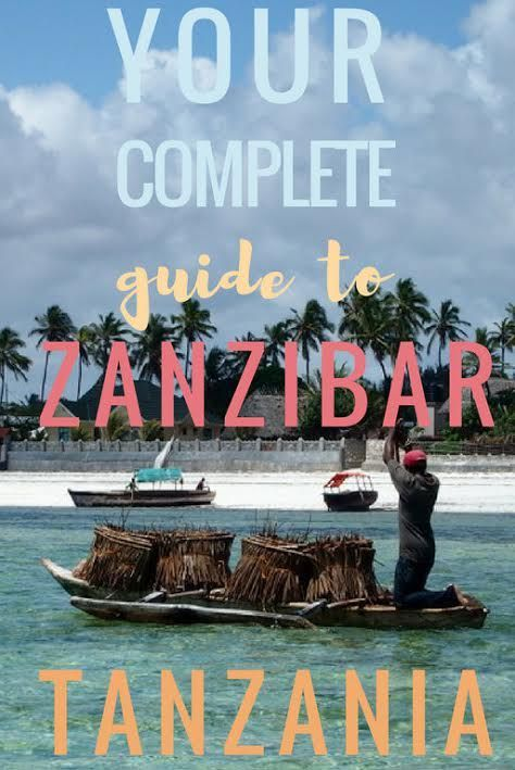 Below is a guest post from Rita who has spent loads of time in Zanzibar. I asked her to share with you how to get to Zanzibar, some of her favorite Zanzibar hotels, and an itinerary for 3 weeks on the island.