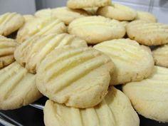 Receita Biscoito de polvilho Doce - sem leite, açúcar e glúten