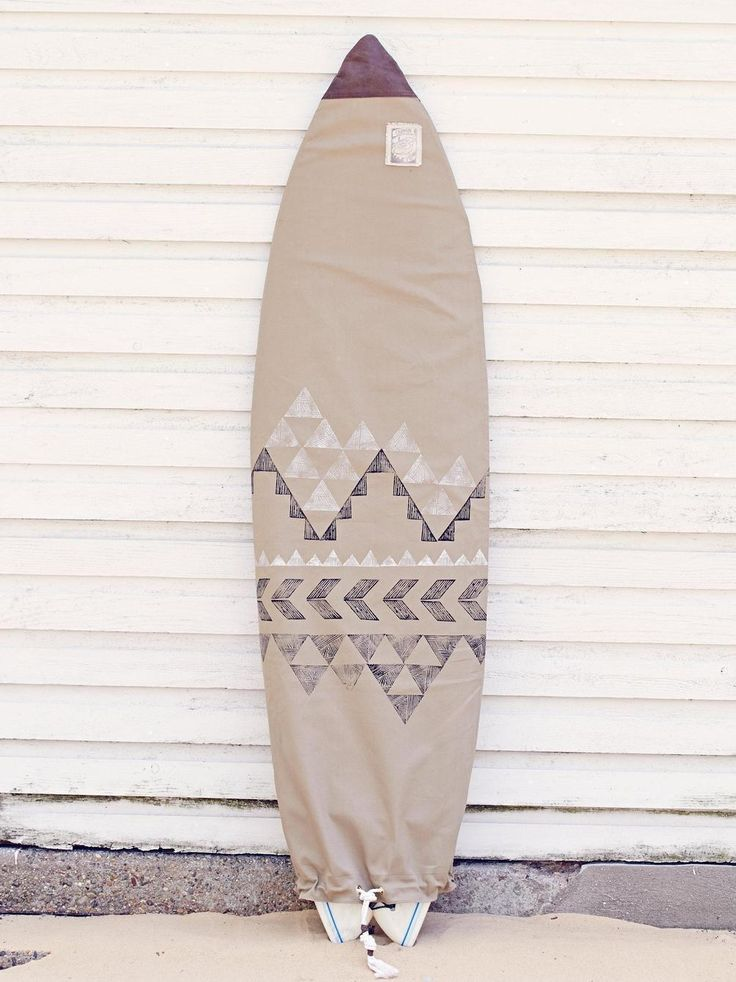 Free People Limited Edition Surfboard Bag Khaki photo #2