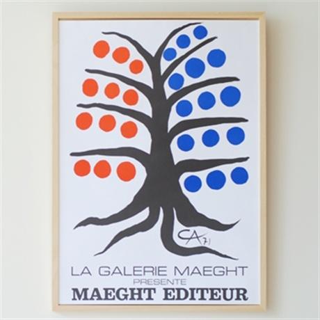 "Alexander Calder ""MAEGHT EDITEUR"""