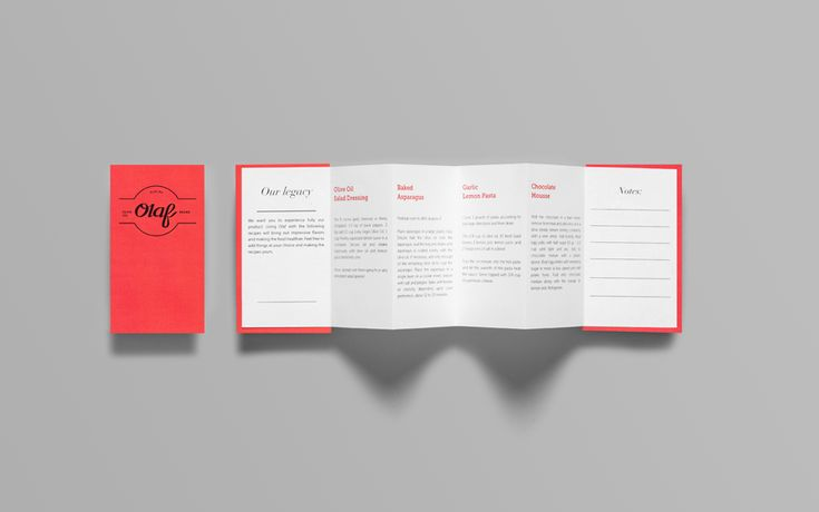 Olaf / Anagrama | Design Graphique
