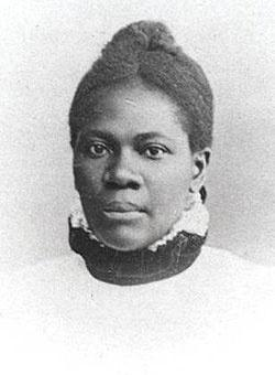 Dr. Eliza Ann Grier. Born a slave, she became the first African American woman to practice medicine in Georgia (in 1898 in Fulton County). To pay for her medical education, she alternated every year of studies with a year of picking cotton. She devoted her practice to improving health and hygiene standards for African Americans in the rural South.