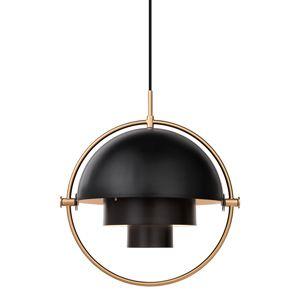 CASANOVA.DK — GUBI - Multi-Lite pendel - black/brass