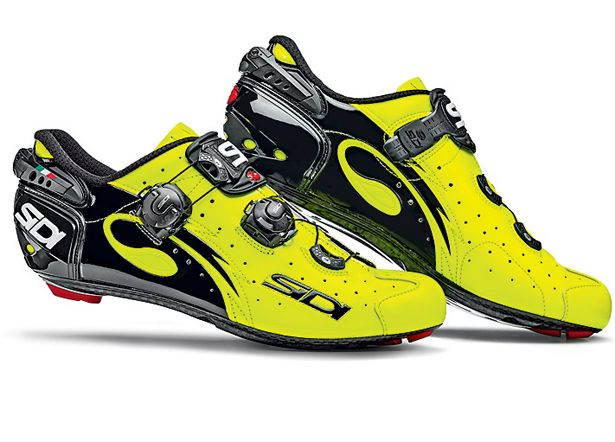 Sidi's top of the line cycling shoe