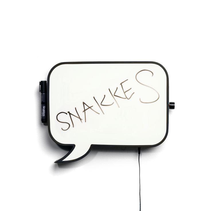 SNAKKES - Kinkiet tablica Northern Lighting