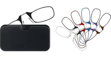 thinoptics - Attaches to the back of you cell phone